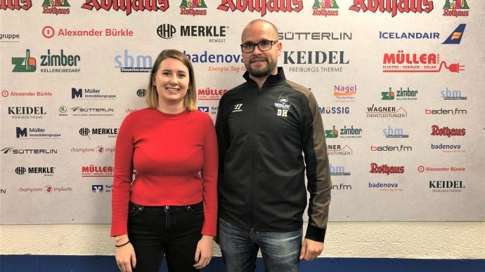 Beitragsbild Interview mit Eishockey Sportdirektor Daniel Heinrizi