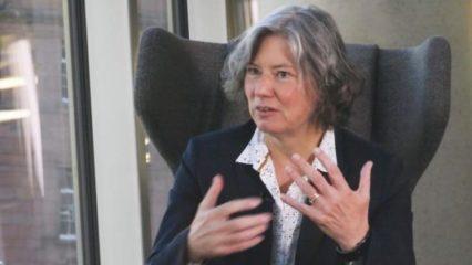 Rektorin Kerstin Krieglstein im Interiew.