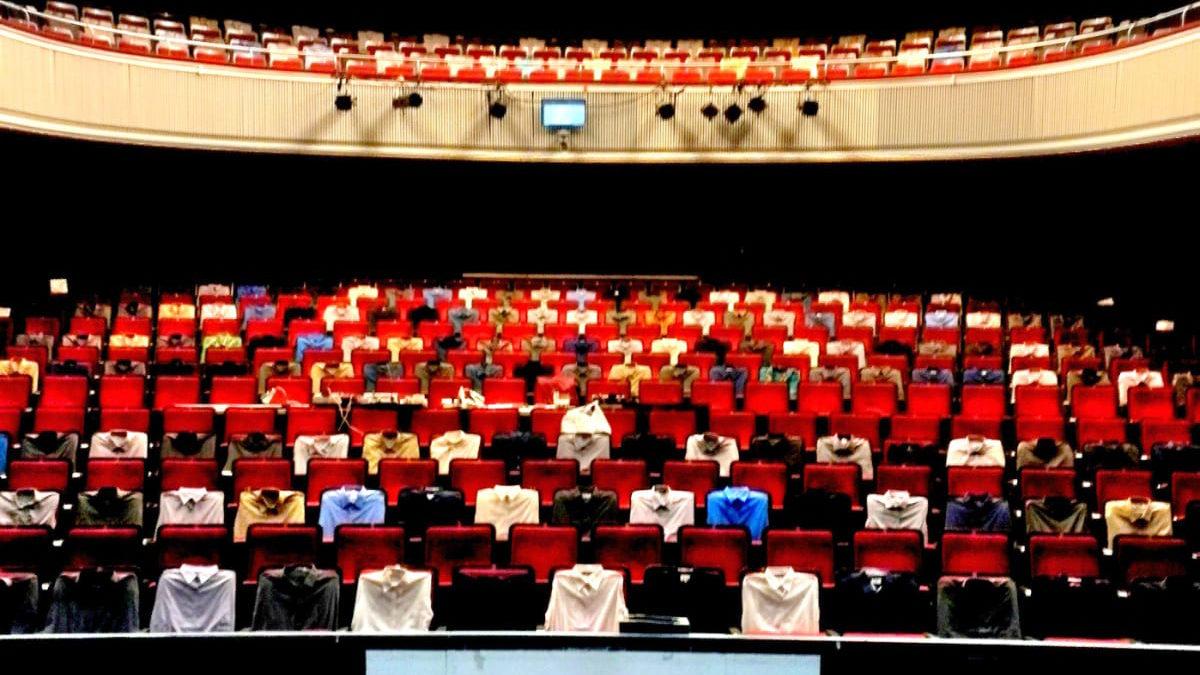 """Beitragsbild """"Meine Kirche ist das Theater"""""""