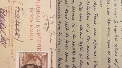 Zwei alte Briefe