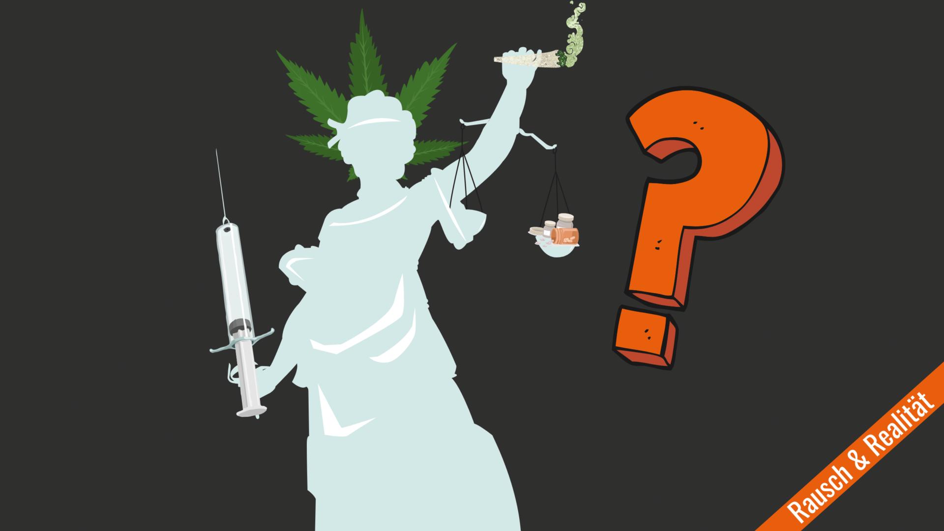 Beitragsbild Sollten Drogen legalisiert werden?