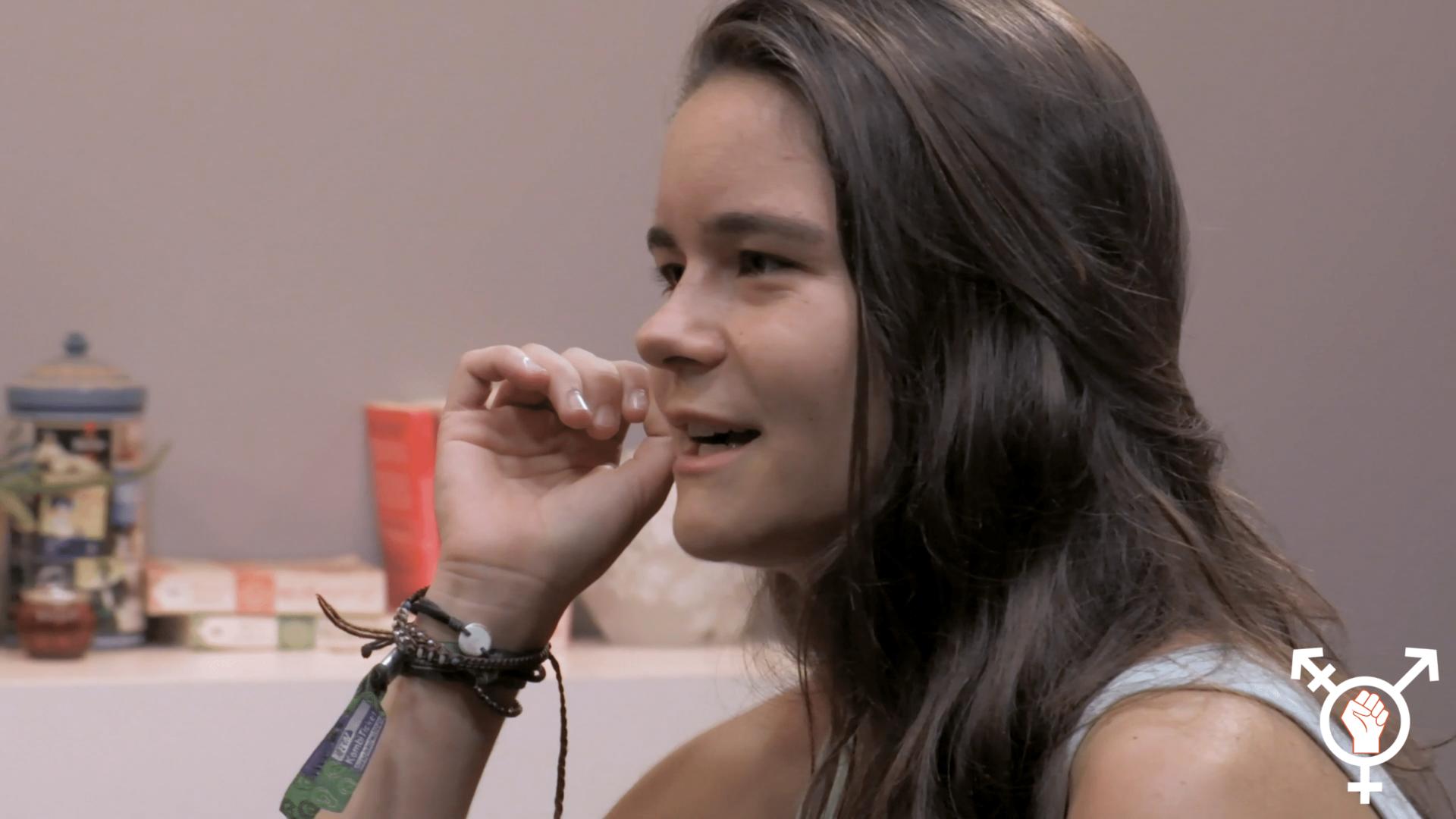 Beitragsbild Gespräche über sexualisierte Gewalt: Luisa