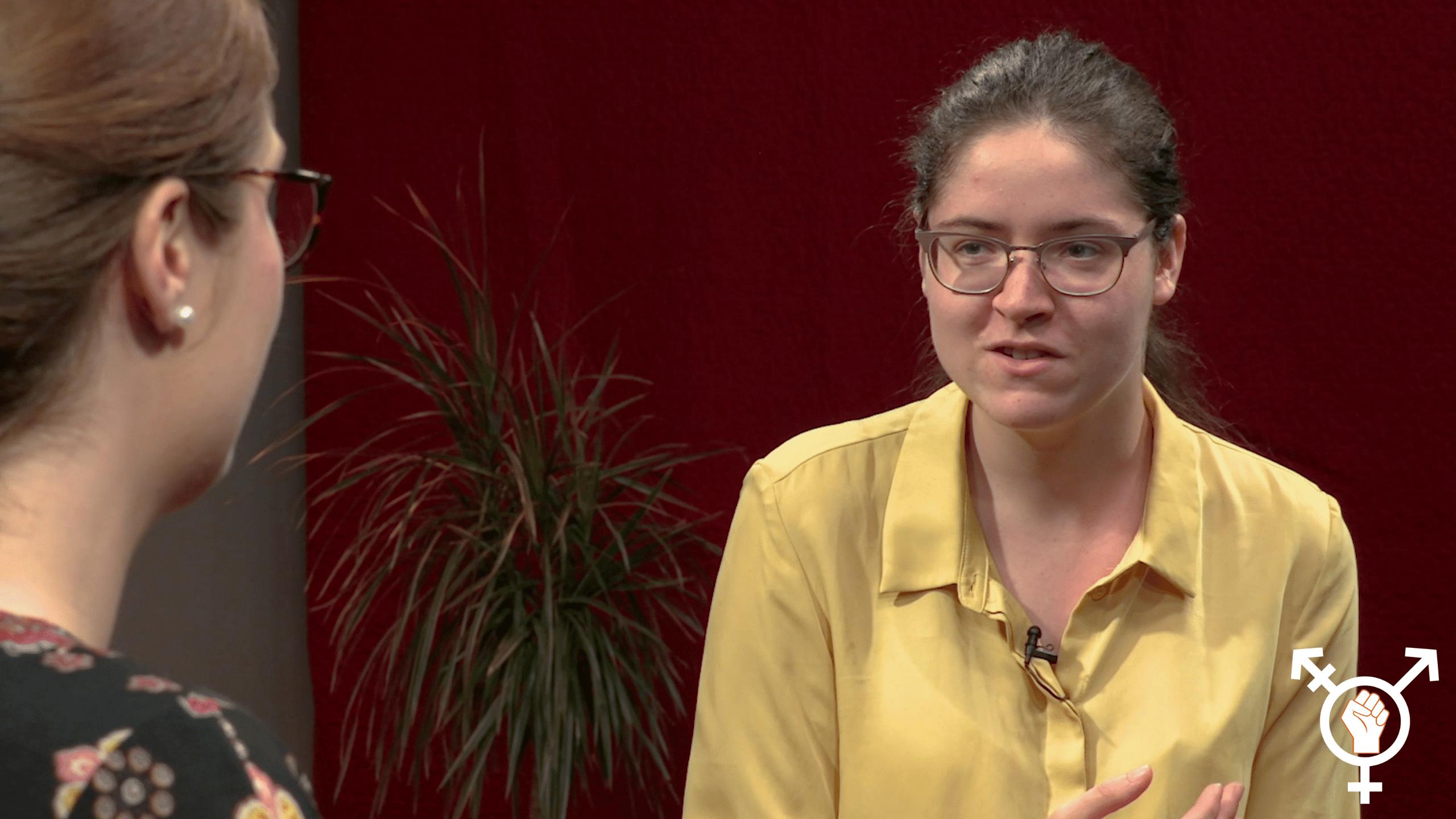 Beitragsbild Gespräche über sexualisierte Gewalt: Bettina
